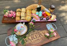 WIN Mother's Day High Tea Hamper Glenorie Bakery