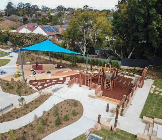 Kings Park East Denistone