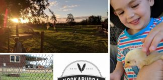 Family Holiday Kookaburra Farmstay competition