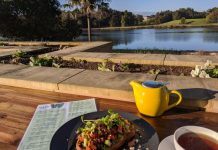 Cafe W Halvorsen Park Ermington