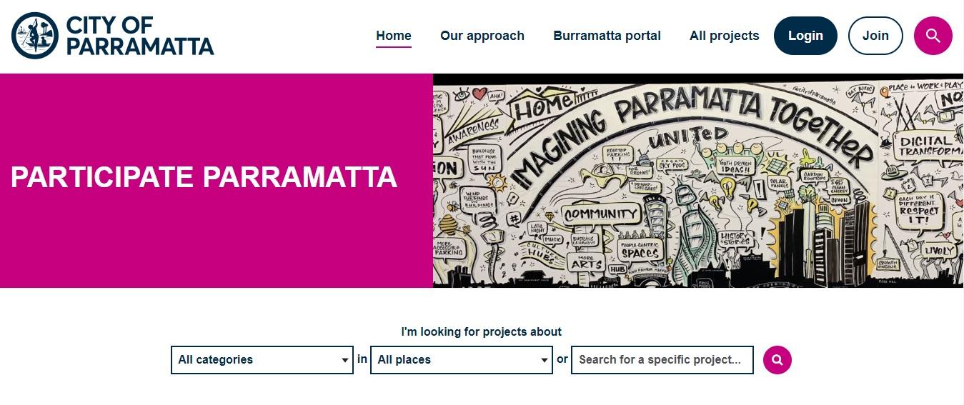 Participate Parramatta