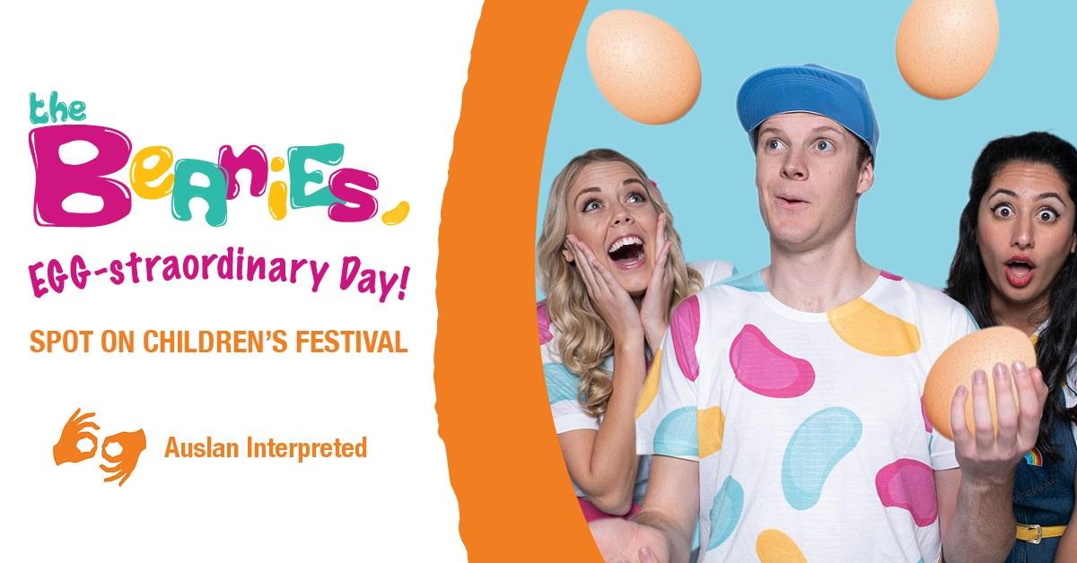 Spot On Children's Festival Riverside Theatres