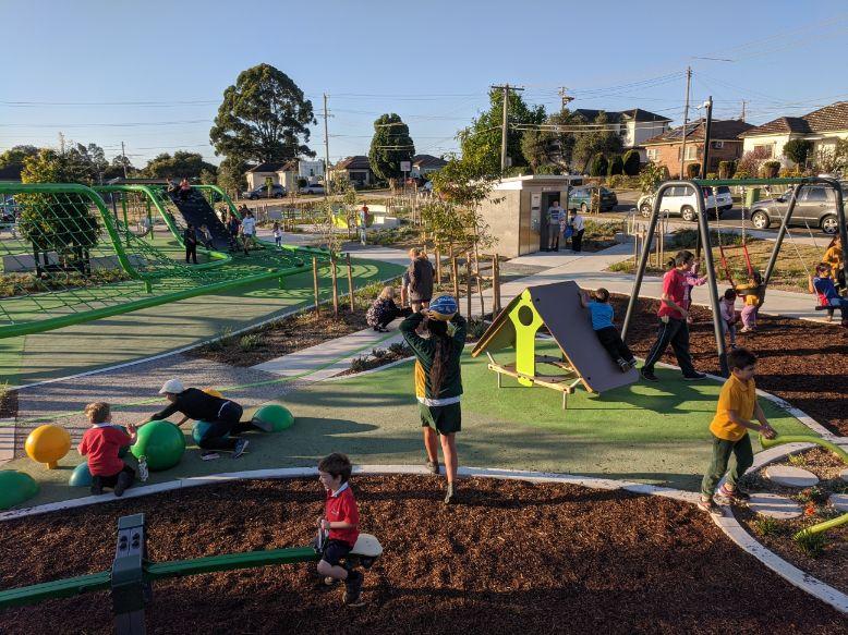 Koonoona Park Villawood