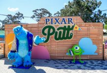 Parra News Launch Competition Pixar Putt Bankwest Staium