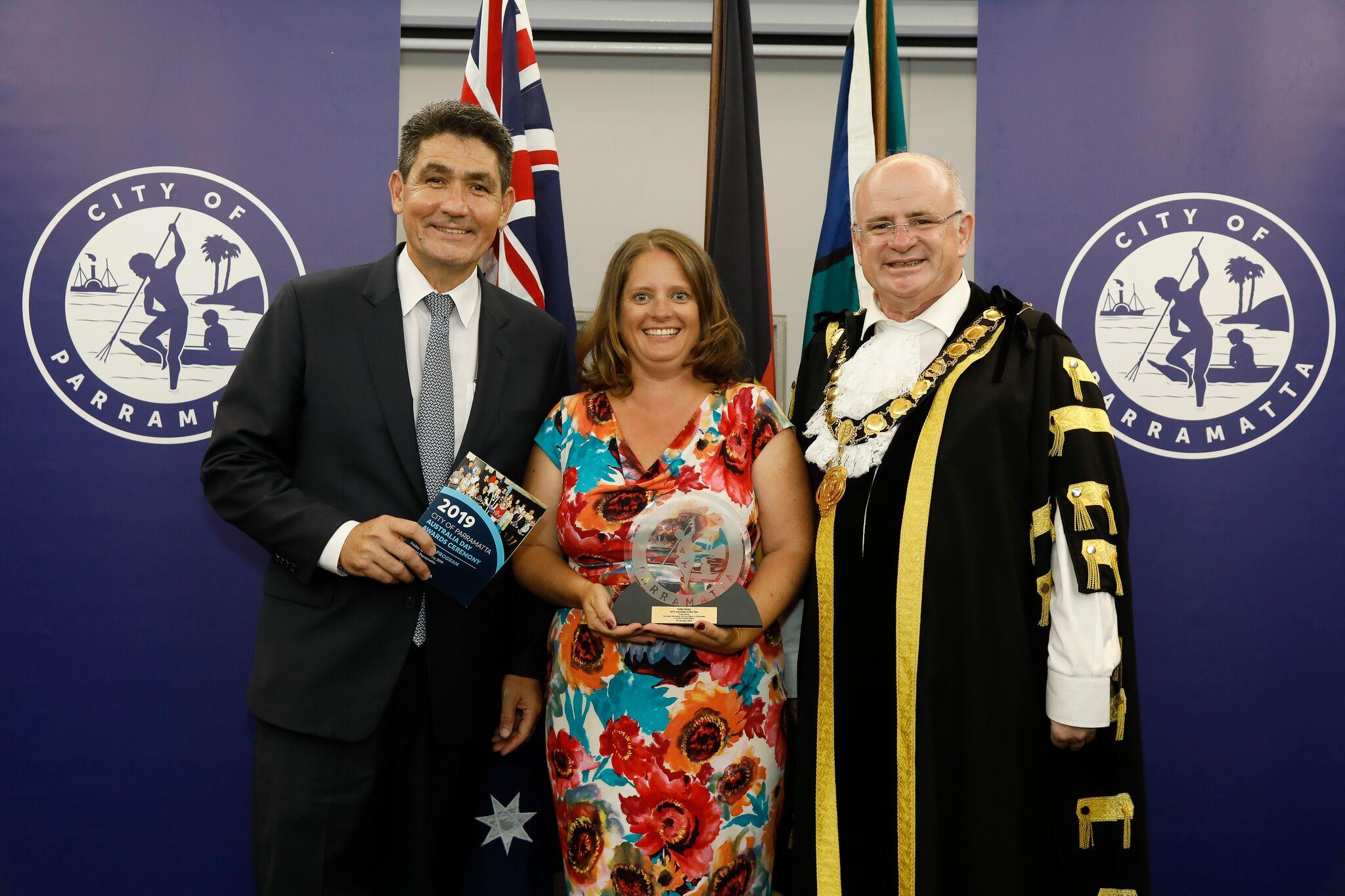 Australia Day Awards City of Parramatta