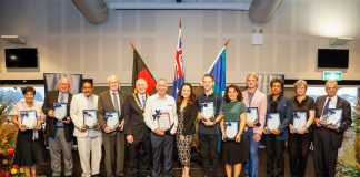 Australia Day Awards City of Parramatta