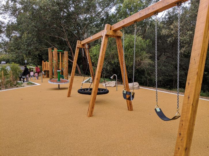 Roger Gregory Playground Winston Hills
