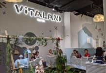 Vitaland Kids Cafe Rhodes Waterside