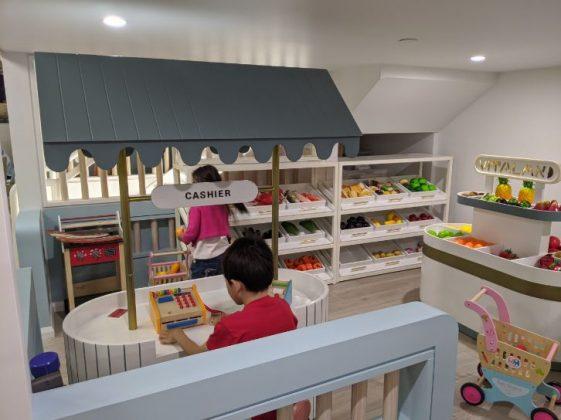 Vitaland Kids Cafe Rhodes Waterside