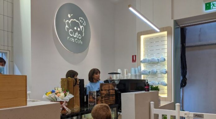 Cuto Kids Cafe Wentworth Point