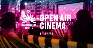 Parramatta Nights Open Air Cinema | Prince Alfred Square @ Prince Alfred Square | Parramatta | New South Wales | Australia