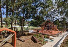 Max Ruddock Reserve Winston Hills