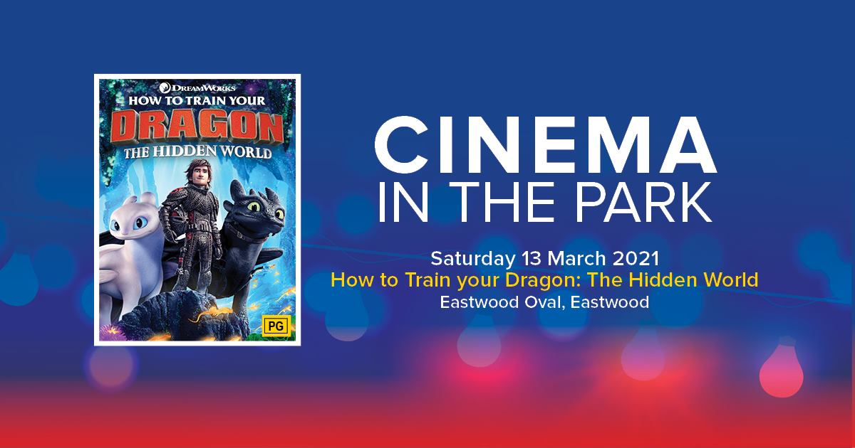 Cinema in the Park - How to Train Your Dragon