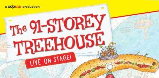 91 Storey Treehouse Live Show Riverside Theatres