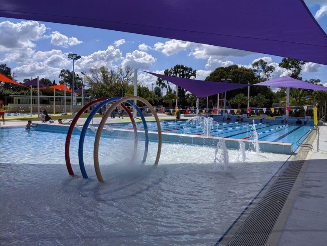 Wentworthville Memorial Swimming Centre Wenty Pools