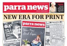Parra News 1st Edition