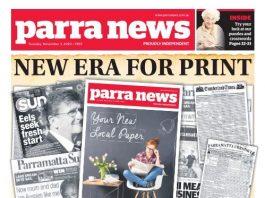 Parra News 1st Edition