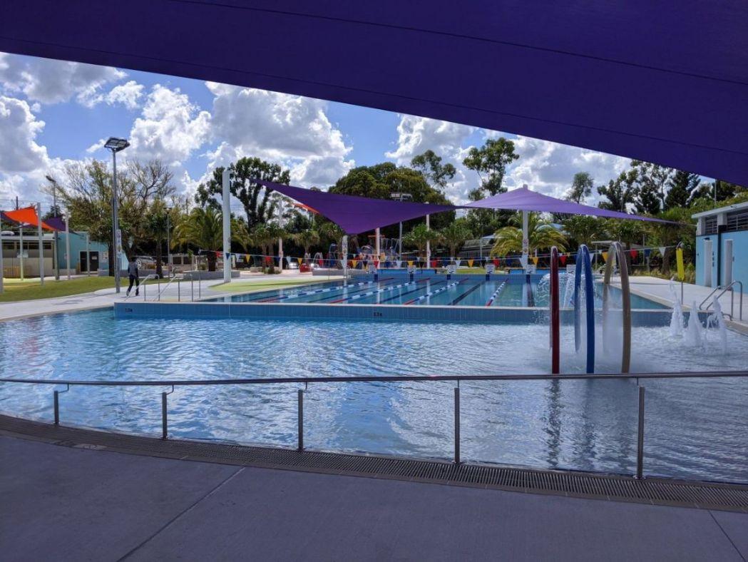 Wentworthville Memorial Swimming Centre
