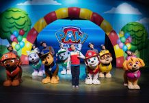 WIN Paw Patrol Live 'Race to Rescue' Tickets ICC Sydney