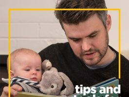 Focus on New Fathers SMS4dads
