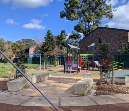 Richill Park Constitution Hill