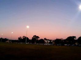 Doyle Ground North Parramatta page Night Lights