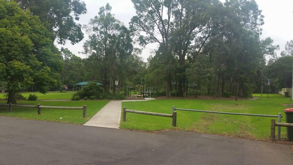 Eccles Park Ermington