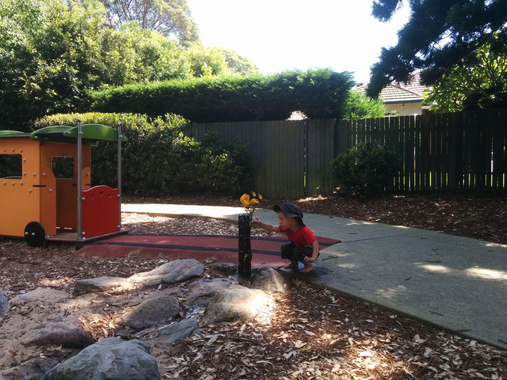 Bales Park Playground Chatswood