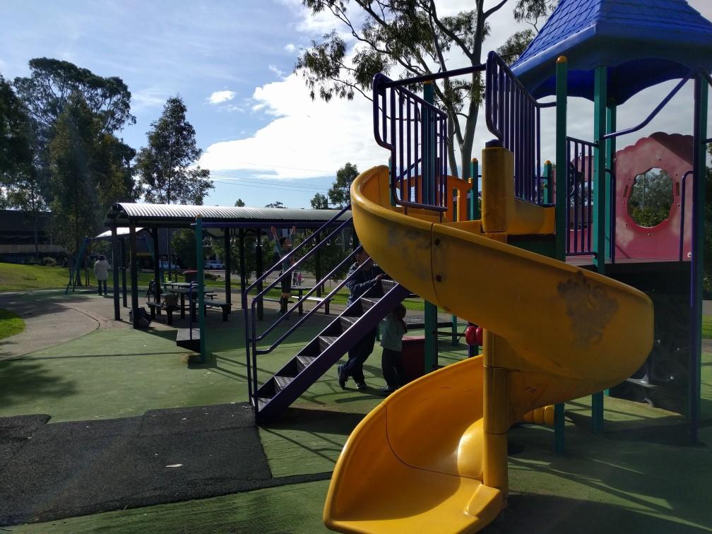 Caroline Chisholm Park Winston Hills