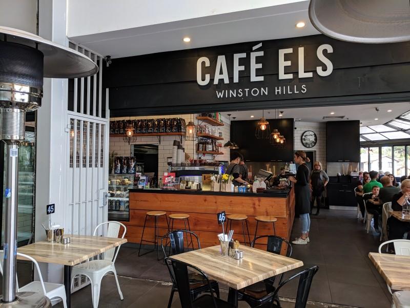 Cafe El's Winston Hills