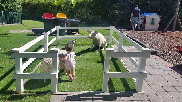 Cockington Green Playground