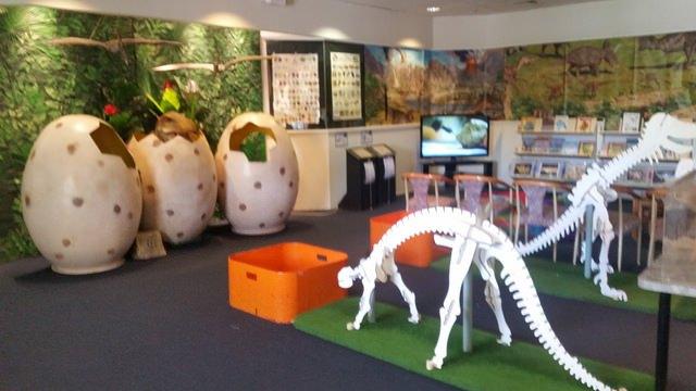 Dinosaur Museum Canberra