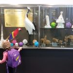 Animal Sculpture Cabinet Chatswood Library