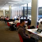 Chatswood Library, Desks