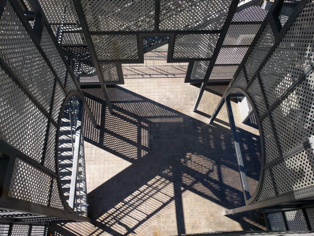 Bicentennial Park tower Treillage Viewing Platform