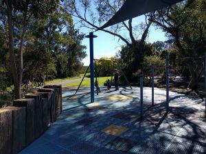Bicentennial Park Concord West Playground