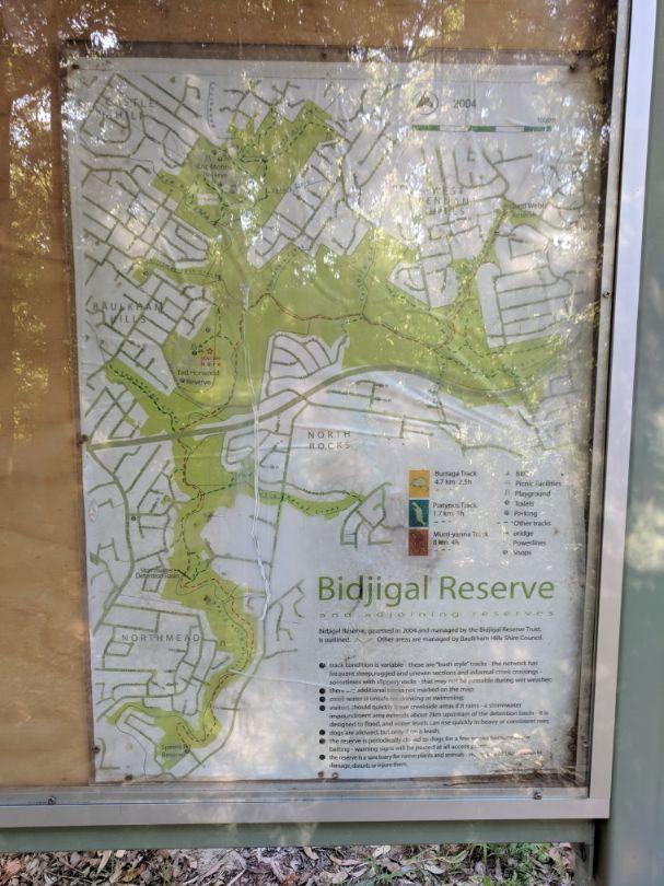 Ted Horwood Reserve Baulkham Hills
