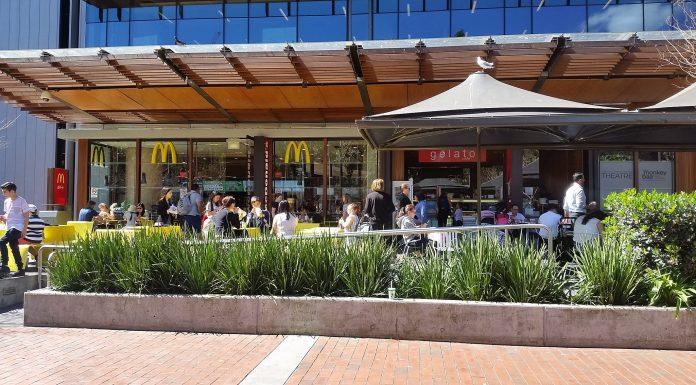 McDonalds Darling Quarter