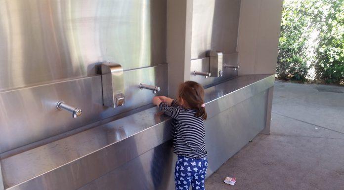 Hand Washing Facilities Darling Quarter