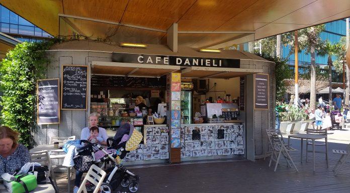 Cafe Danieli