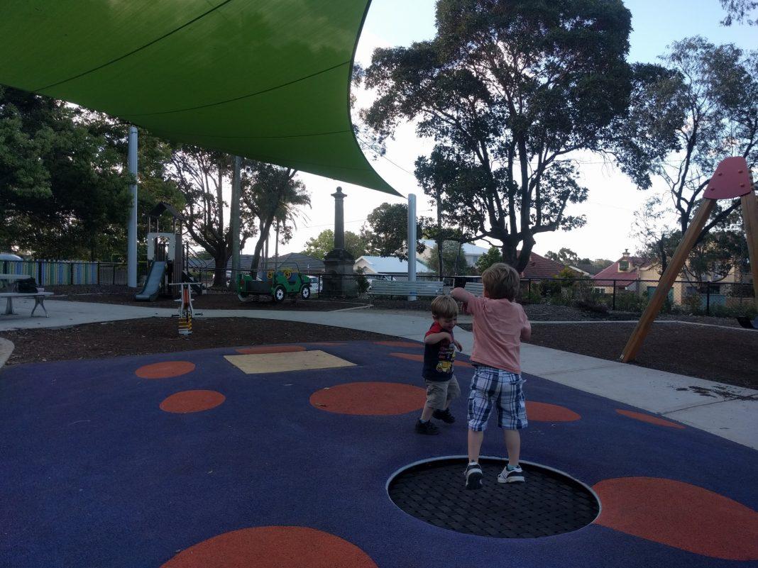 Monash Park