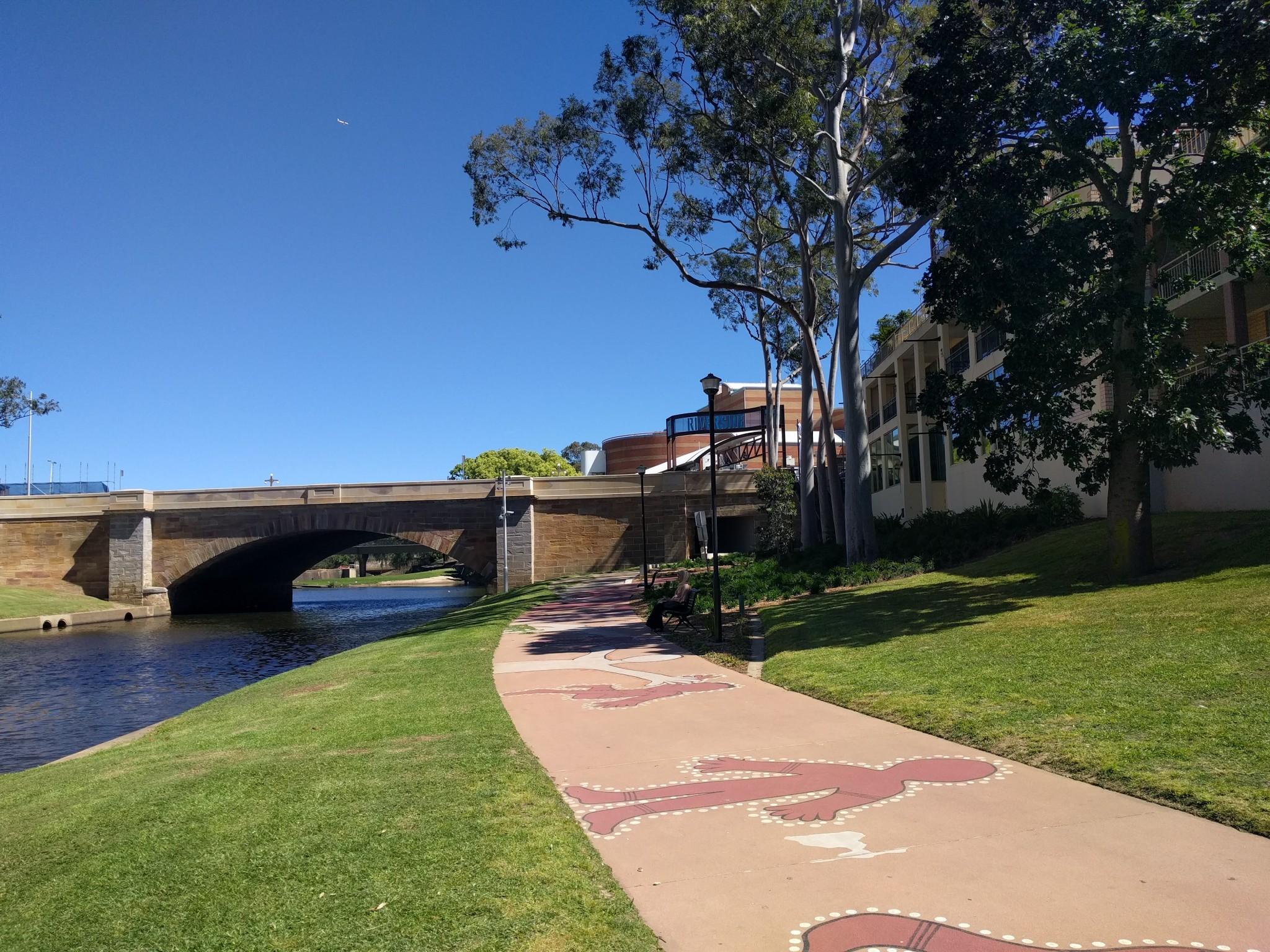 Parramatta River Foreshore Reserve