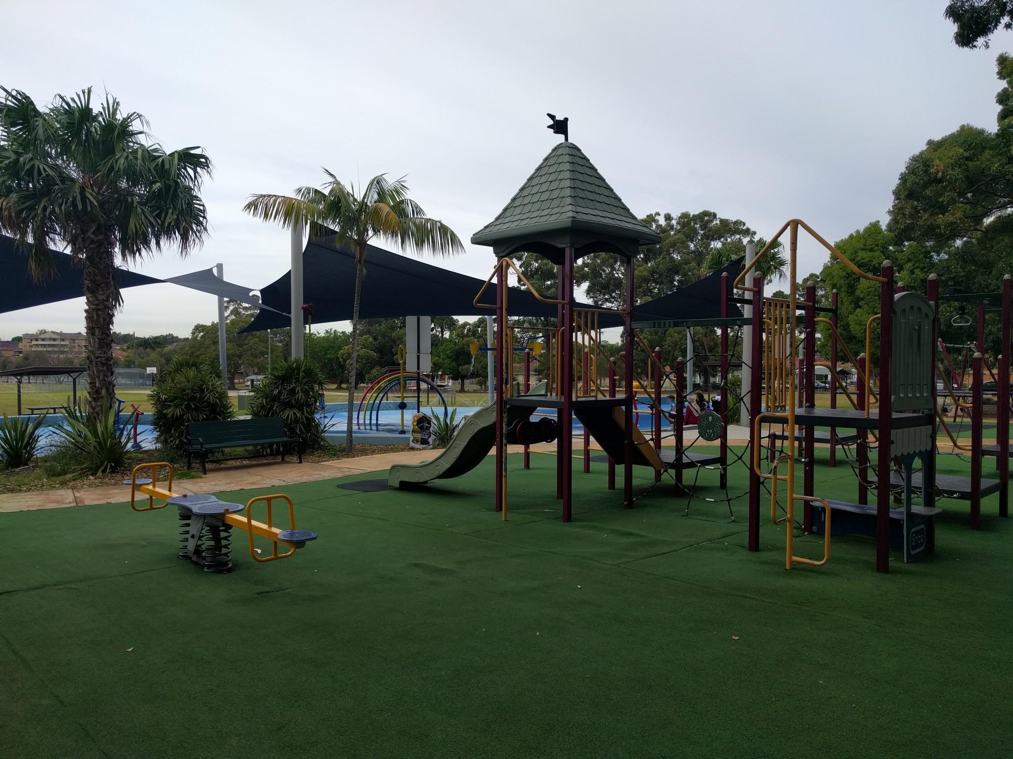 Granville Park Merrylands