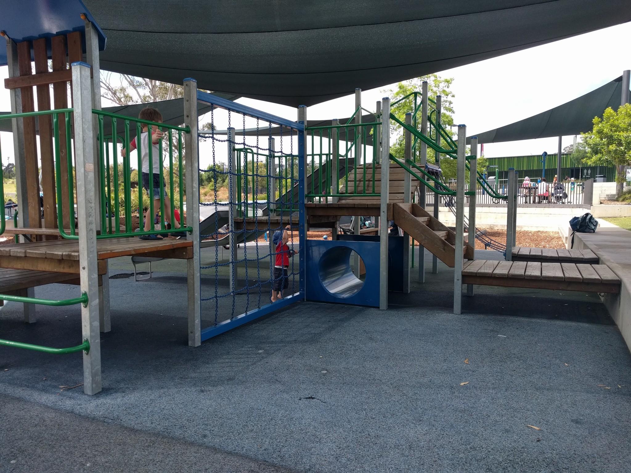 Francis Park Blacktown Showground