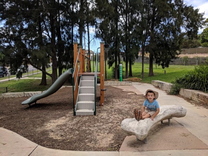 Hardy Park Ryde