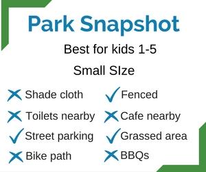 Park Snapshot Hardy Park