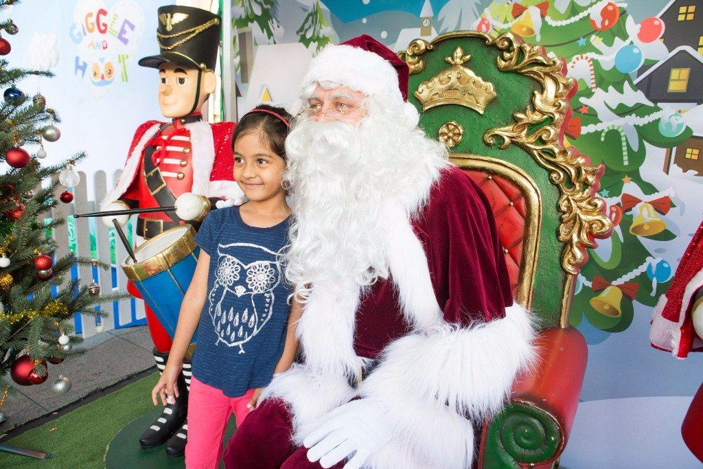 Christmas in Parramatta