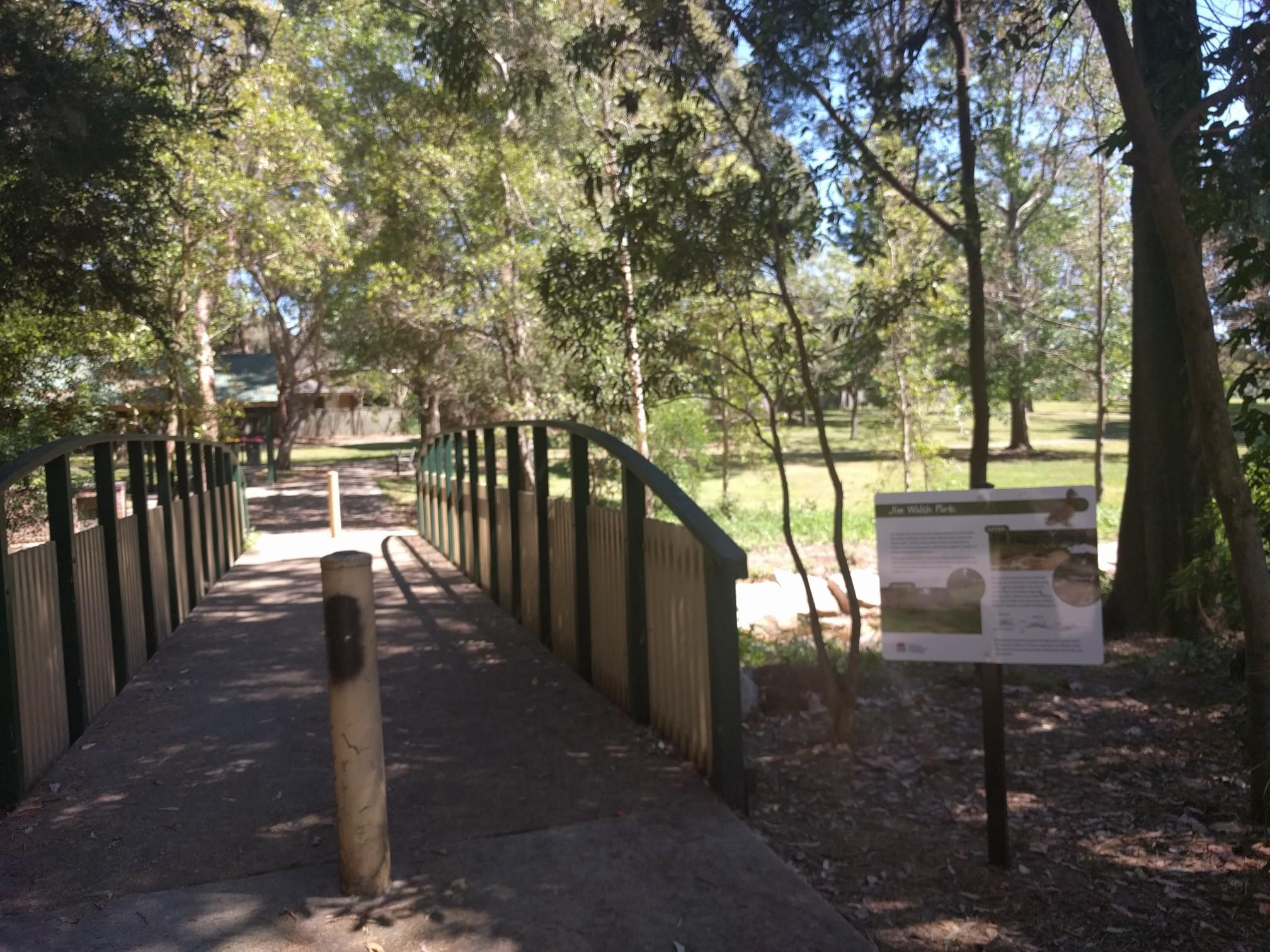 Jim Walsh Park
