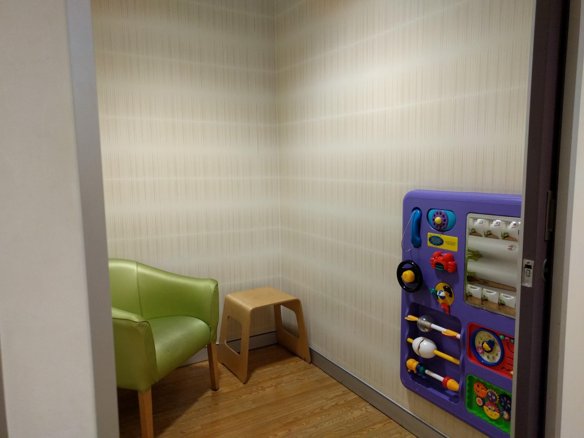 Stockland Baulkham Hills parents room