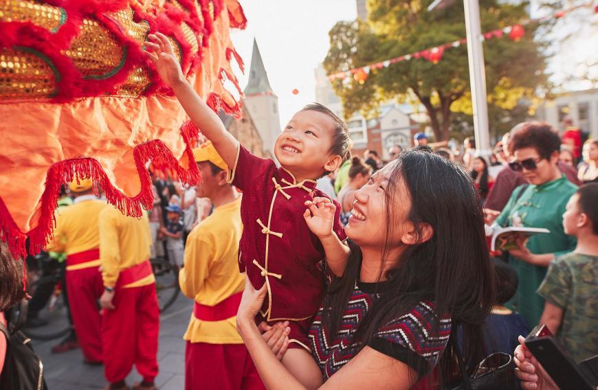 Parramatta Lunar New Year Event